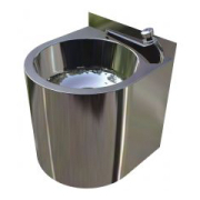 Britex Vandal Resistant Hand Wash Basin - Commercial Washroom