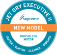 Supreme Jet Dry Executive II - Newest Technology