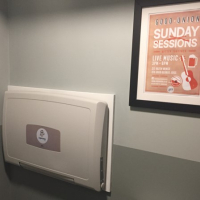 Good Union Cambridge installs the Supreme Baby Change Table