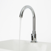 Xibu Lab Sensor Tap Chrome - Commercial Washroom