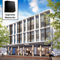 Supreme MasterAir at 88 Cashel Mall in Christchurch